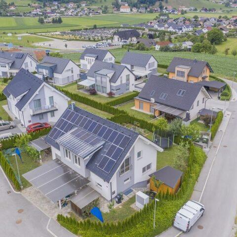 environmental houses